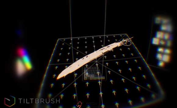 【工具类】TiltBrush:虚拟现实作画工具