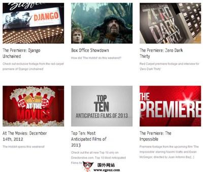 【经典网站】DirectorSlive:电影制片人娱乐新闻网