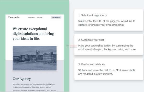 【工具类】Scrola|整站滚动屏幕截图工具