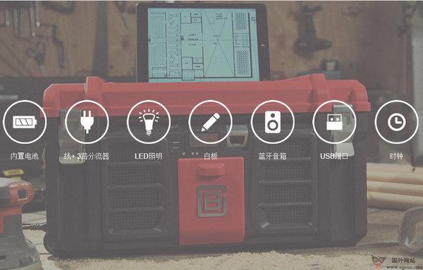 【经典网站】Coolbox:智能工具箱研发网
