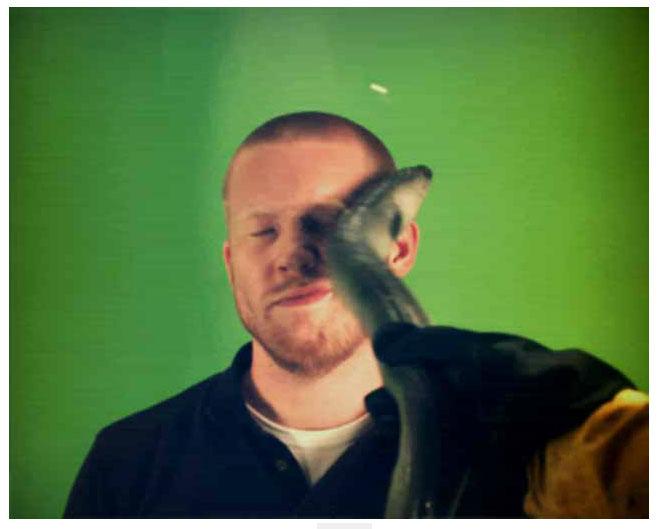 【数据测试】Eel slap:小样看你不爽,用鳗鱼抽你!