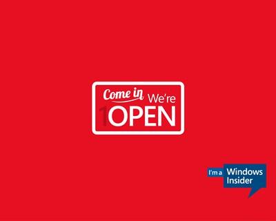 【数据测试】微软致谢:Windows 10官方壁纸3张