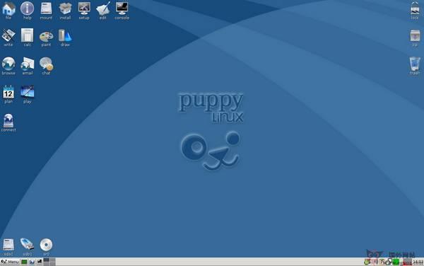 【经典网站】PuppyLinux:微型Linux操作系统
