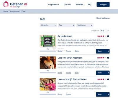 【经典网站】Oefenen|荷兰语初级视频教学网