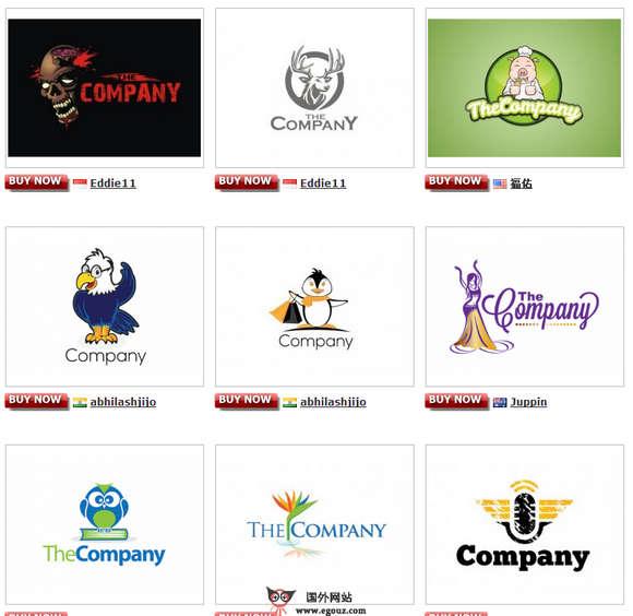 【素材网站】LogoMyWay:在线LOGO设计竞价平台