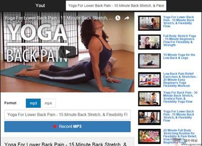 【工具类】Yout:在线Youtube视频转MP3工具