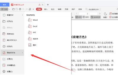 【WPS办公】如何让PDF内容在Word文档里显示