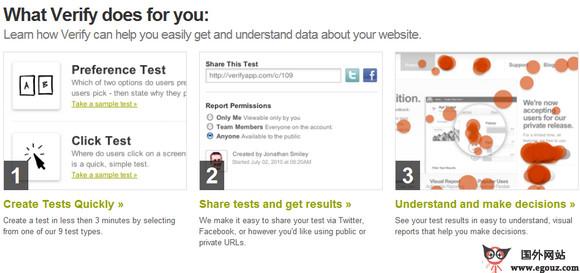 【工具类】VerifyApp:网站原型设计分析平台
