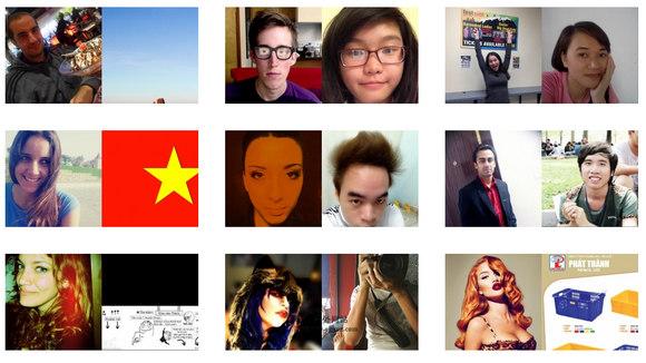 【工具类】SelflessPortraits:在线Facebook头像制作工具
