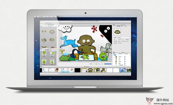 【工具类】Moglue:多媒体互动电子书制作平台