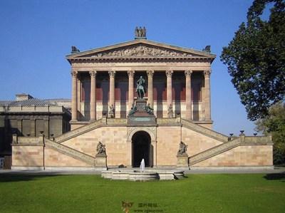 【经典网站】SMB:德国旧国家画廊美术馆