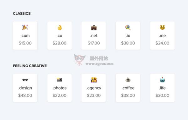 【经典网站】Cactomain|最简单域名注册平台