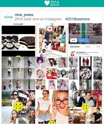 【工具类】年度Instagram照片聚合生成工具