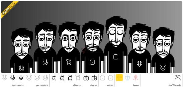 【工具类】IncrediBox:在线混音制作工具