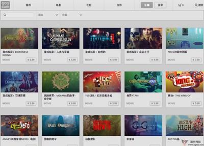 【经典网站】波兰GoG数字产品销售平台