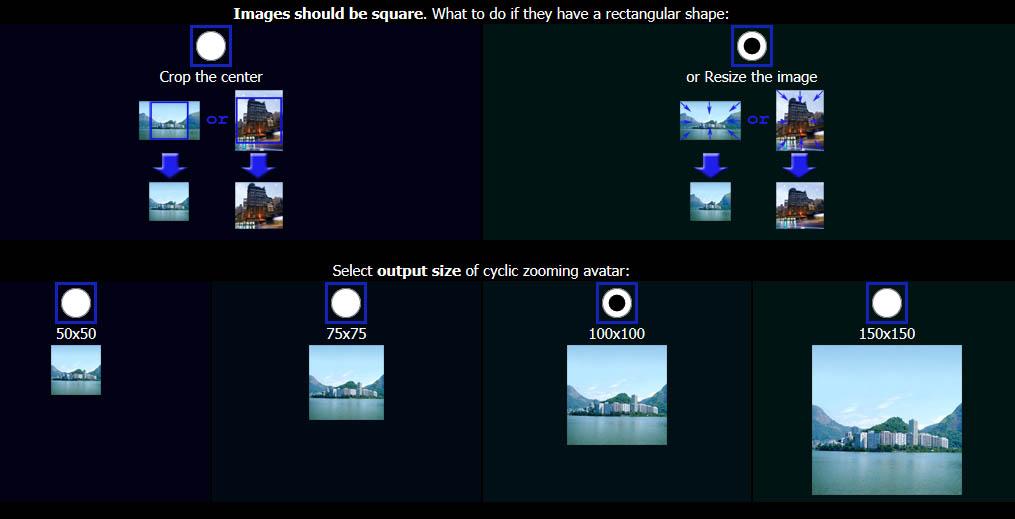 【数据测试】在线制作无限缩放GIF动画:gif-in-gif
