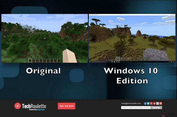 【经典网站】TechRoulette:大众科技随机视频网
