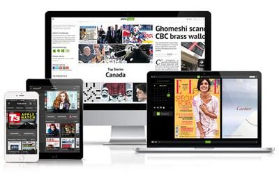 【经典网站】PressReader:国际新闻横向阅读网