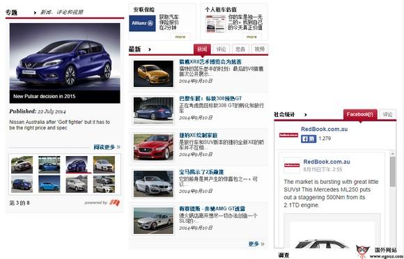 【经典网站】RedBook:澳洲车辆评估网