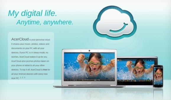 【数据测试】AcerCloud云服务在英法德意四国启动
