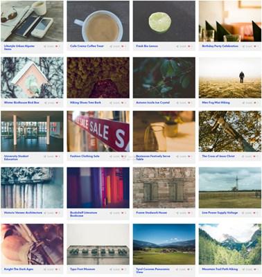 【素材网站】FFCU|免费可商用图片素材库
