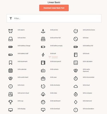 【素材网站】IconBros|免费高品质图标素材网