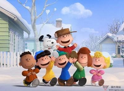 【经典网站】PeanutsMovie:史努比花生大电影官网