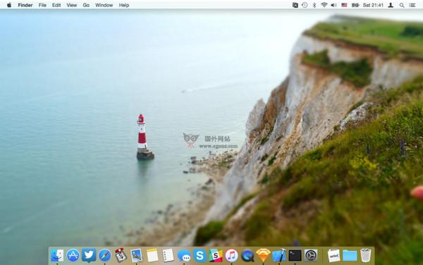 【工具类】Irvue:基于MAC电脑壁纸应用