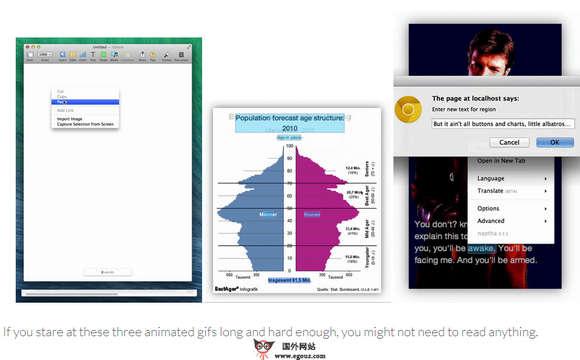 【工具类】ProjectNaptha:图片提取文字浏览器插件工具