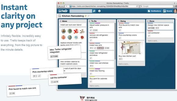 【工具类】Trello:团队流程协作管理平台