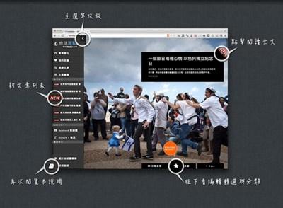 【经典网站】YAM:地球图集新闻网