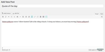 【Wordpress相关】Shortcake:给 WordPress Shortcode 添加编辑界面
