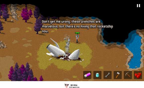 【经典网站】SpaceAge:太空时代策略游戏