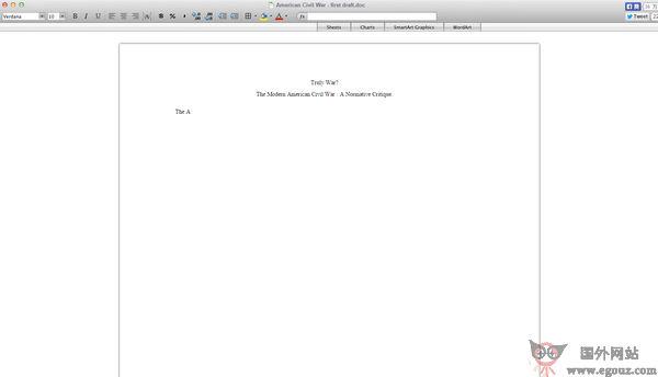 【工具类】EssayTyper:在线论文撰写工具