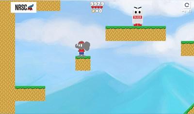 【数据测试】Mission Majority:HTML5打造类似《超级玛丽》风格的在线游戏