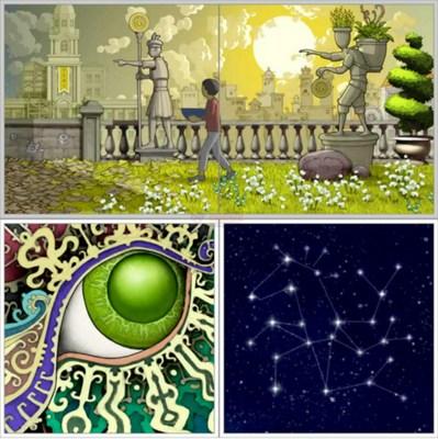 【经典网站】Gorogoa|画中世界解谜游戏