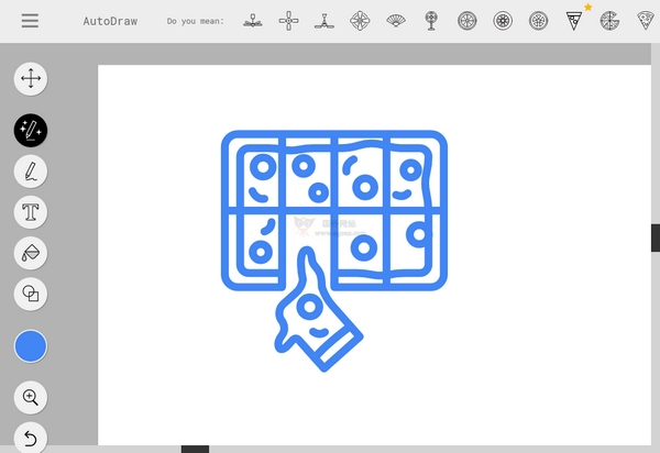 【工具类】AutoDraw|人工智能自动绘画工具