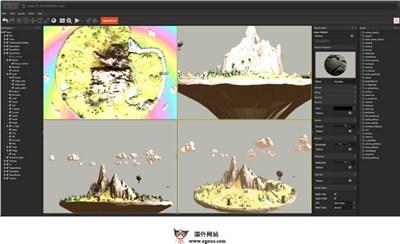 【工具类】PlayCanvas:独立游戏开发远程协作平台