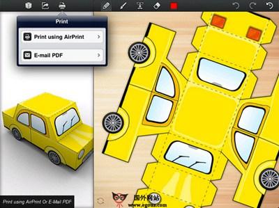【工具类】FoldifyApp:折纸绘图设计应用