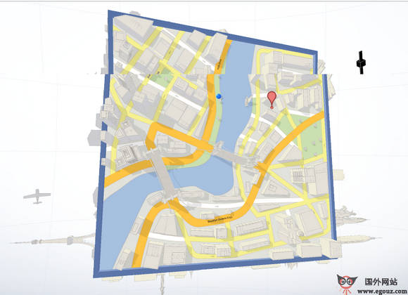 【经典网站】PlayMapScube:谷歌地图游戏官方网站