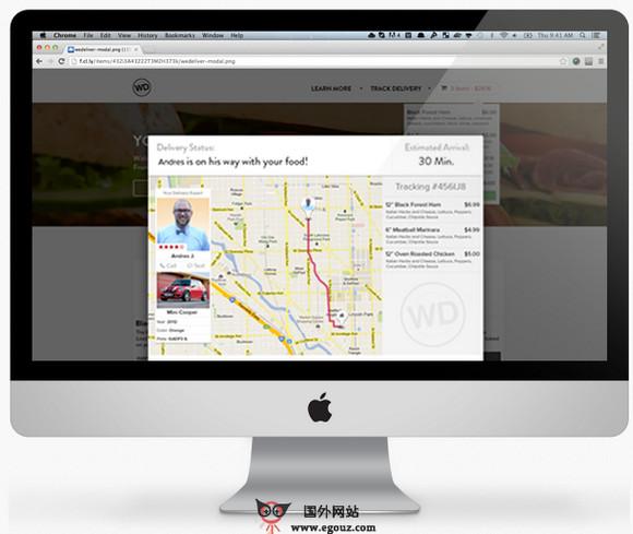 【经典网站】Wedeliver.us:众包式快递服务平台