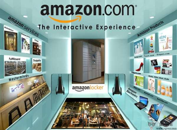 【经典网站】Amazon:亚马逊商城官方网站