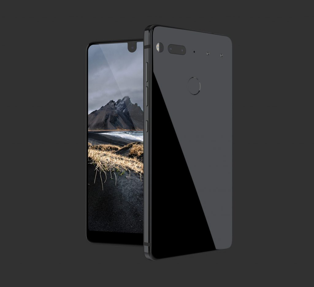 【手机资讯】Android 联合创造者打造的新手机 Essential Phone