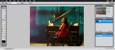 【数据测试】pixlr,强大的在线图片处理云软件