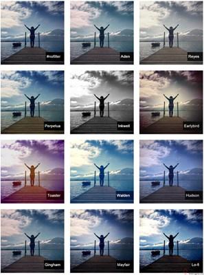【工具类】CSSGram:免费Instagram风格滤镜代码