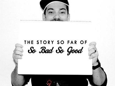 【经典网站】SoBadSoGood:互联网最佳流行文化