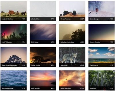 【素材网站】UnsplashIT:在线高清图片占位符网