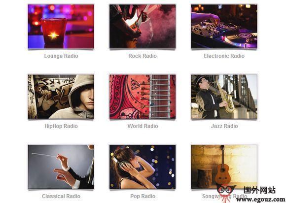 【经典网站】JamenDo:全球音乐艺术作品大全