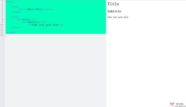 【工具类】CodeCast:在线HTML和CSS编辑工具