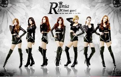 【经典网站】韩国BP RANIA女子流行乐团